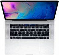 Apple MacBook Pro 15 Retina Touch Bar MR962 LL/A Silver (2,2 GHz, 16GB, 256Gb,Radeon Pro 555X